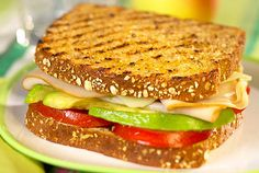 Grilled West Coast Sandwich recipe - Canadian Living