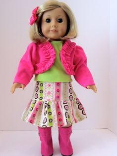 American Girl Doll: In Love With Pink