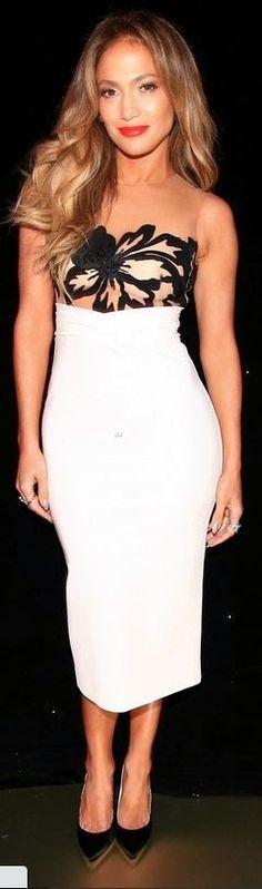 Jennifer Lopez's Style