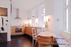 172 m2, sunny home, trendy area - Apartments zur Miete in Kopenhagen