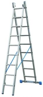 EXTENSION DOUBLE LADDER