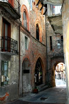 Lanzo Torinese - 2005    -A place I want to visit ... soon!