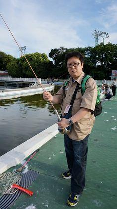 としまえんで釣り、その1。|★カメラのキタムラ公式ブログ★