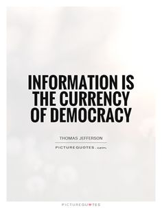 pictorial quote of the day we are drowning in information but