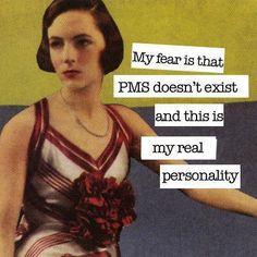 Extreme PMS
