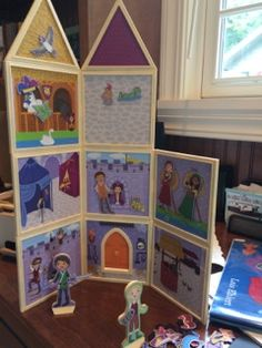 Play On Words: Build and Imagine Creativity Castle! Pinned by SOS Inc. Resources. Follow all our boards at pinterest.com/sostherapy/ for therapy resources.