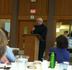 Bishop Murry shares some thoughts on our ministries
