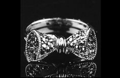 Bow Ring Bows, Rings, Accessories, Arches, Bowties, Ring, Ribbon, Bow, Boutique Bows
