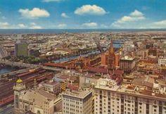 Melbourne City 1960's Melbourne Australia Melbourne Cbd, Melbourne Victoria, Victoria Australia, Melbourne Australia, Panoramic Photography, Aerial Photography, Photography Photos, Dream City, Capital City