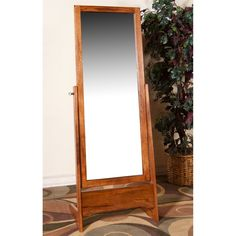 Shop Sunny Designs  2205RO Sedona Cheval Mirror at ATG Stores. Browse our floor mirrors, all with free shipping and best price guaranteed.