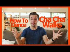 Cha Cha Walks for Beginners Cha Cha tutorial - YouTube