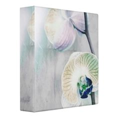 Painted Orchid Binder