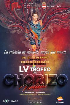 Diseño de Cartel Chorizo, Sports