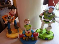 Muñecos en porcelana fria