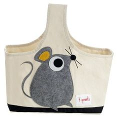 3 Sprouts Storage Caddy Mouse