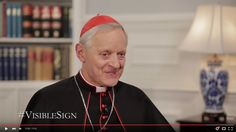 Discover more about the meaning of #AmorisLaetitia in this interview with @Cardinal_Wuerl. #VisibleSign