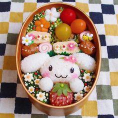 Bento Box Art Inspired by Colorful Pop Culture Characters Cute Food Art, Food Art For Kids, Kawaii Bento, Japanese Food Art, Japanese Snacks, Desserts Japonais, Bento Kids, Cute Bento Boxes, Cute Desserts