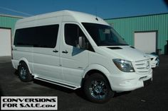Sprinter Van Conversions Related