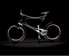 Hubless Wheels : The Hubless BMX Concept Bike by Nikolay Boltachev