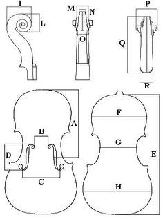 Niccolò Paganini - Comune di Genova: Cannone measurements