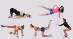 5 ćwiczeń na pośladki