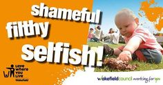 Shameful, filthy, selfish - Wakefield Council