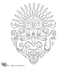 Tatuaggio di Toa, Guerriero, padre tattoo - custom tattoo designs on TattooTribes.com