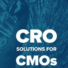 CRO Solutions for CMOs - White Paper