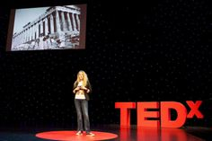 TEDx -I decided to talk about a 'futurespective' of a life yet to be lived instead…. of my hypothetical unborn daughter's career in tech. To My Daughter, Career, Tech, In This Moment, Live, Movie Posters, Places, Women, Technology