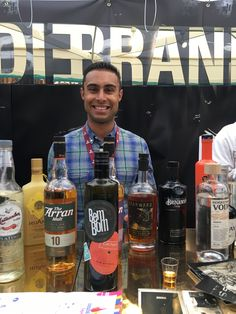 There's something a little BemBom about the Indie Brands stand at this year's Imbibe Live. Brazilian Rum, Indie Brands, Live