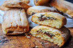 Frollini di mandorle alla nutella ricetta biscotti