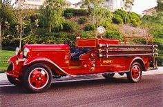 1932 Ford Model B Pumper ★。☆。JpM ENTERTAINMENT ☆。★。
