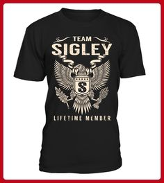 Team SIGLEY Lifetime Member - Shirts für singles (*Partner-Link)