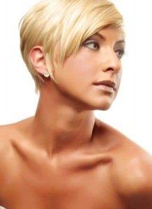 De leukste korte kapsels voor licht haar