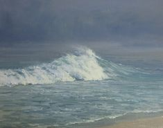 Stormfront by Kathleen Dunphy Oil ~ 16 x 20