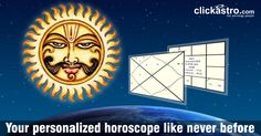 I just read my personal horoscope absolutely free of cost. Based on Vedic astrology, it detailed my natal (birth) horoscope chart, predictions
