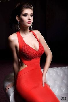 Love the cut, hate the color.Bien Savvy Evening Gowns for just wanting to look extra sexy !