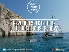 Beyond expectations, blue vacation in Zante