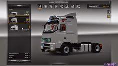Caminhão - Volvo FH12 Para V.1.16.X By: Grigory Feldsherov | Blog Euro Truck 2