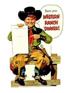 ...at the dinner ranch by x-ray delta one, via Flickr