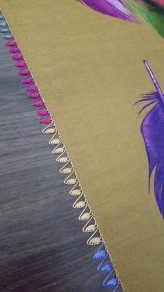 Alıntı - DiyForYou Needle Tatting, Tatting Lace, Crochet Home, Diy Crochet, Embroidery Jewelry, Hand Embroidery, Tenerife, Hairstyle Trends, Crochet Pincushion