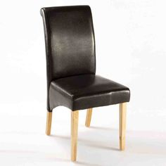 Easy On The Eye Black faux leather dining chair covers Cream Leather Dining Chairs, Rattan Dining Chairs, Cheap Dining Room Chairs, Black Dining Chairs, High Back Dining Chairs, Dining Chair Covers, Contemporary Dining Chairs, Upholstered Dining Chairs, Dining Table