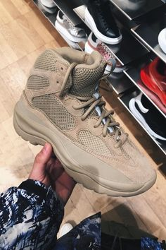 d4adcc815 A First Look at The Yeezy Season 6 Construction Boot