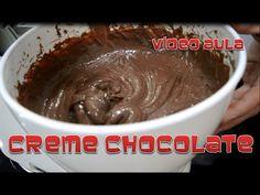 Creme de Chocolate - video aula - YouTube