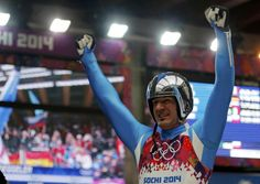 Giochi olimpici - Sochi 2014. Zoeggeler nella storia: bronzo.