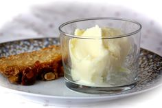 Glace au yaourt au thermomix