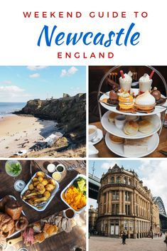 A foodie's guide to the best food, restaurants, pubs and breweries that Newcastle has to offer. Taste the best that the city has to offer in one weekend. Newcastle England, Europe Travel Guide, Travel Tips, Travel Destinations, England And Scotland, Ireland Travel, European Travel, Foodie Travel, Places To Eat