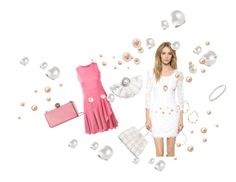 """Pearl Rain..**"" by yagna ❤ liked on Polyvore featuring Tory Burch, Brooks Brothers, Kendra Scott, Diane Von Furstenberg, SUSAN FOSTER, Simone Rocha, EF Collection, Freida Rothman, Alexander McQueen and vintage"