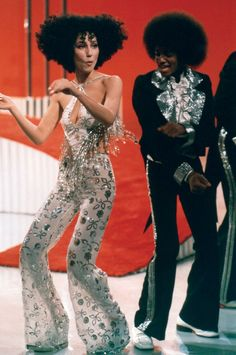 Cher and Jackson Five #poppingupdoc #pop #popart
