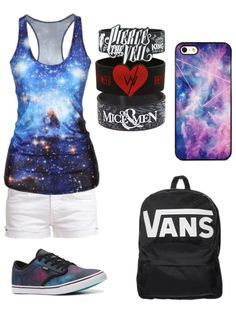 Warped Tour outfit✨